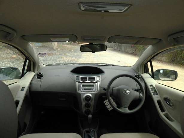 Toyota Vitz - Clean just cleared Nyali - image 7