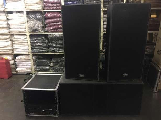 Full PA system Broadway - image 2