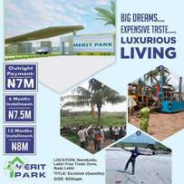 Plots o land for at Ibeju Lekki