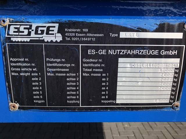 Es-ge 4 STL 4 ASSER SEMIE DIEPLADER MET HUIF - 2002 - image 8