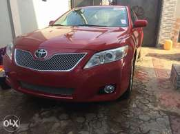 Camry XLE full-option,lagos cl.