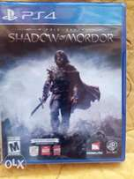 Shadow of Mordor PS4 disc
