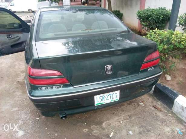 A pay and drive Peugeot 406. Ikoyi - image 6