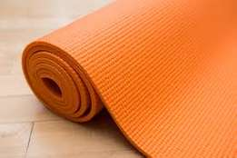 Yoga Aerobic Mat Available In Colors