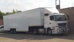 Johannesburg Movers. Professional, Reliable, Affordable