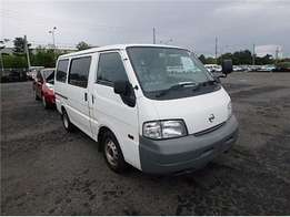 Nissan vanette not used in kenya