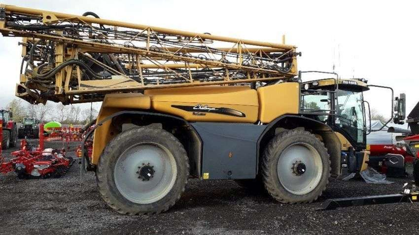 Challenger Rg645b Rogator - 2012