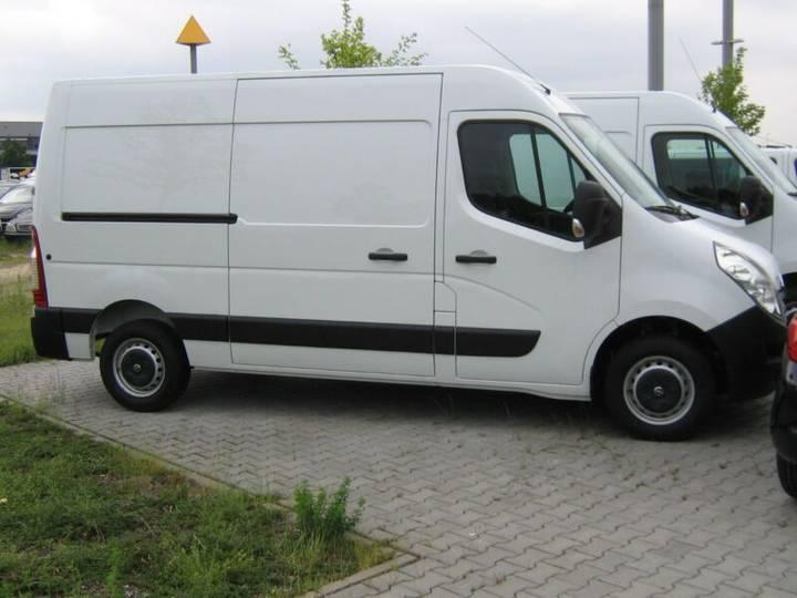Opel Movano L2H2 Kastenwagen 2,3 BiTurbo - 2017