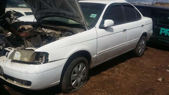 Nissan B15 Salvage Nairobi West - image 1