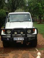 Collectors land cruiser 1 owner