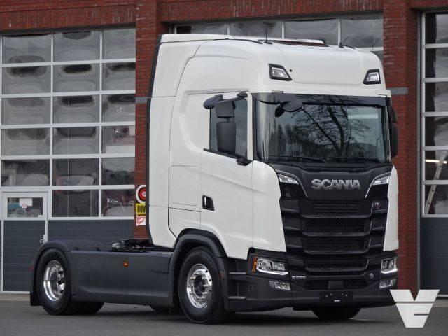 "Scania S650 A4x2NB ""New Next Gen"" PTO Prep - 2019"