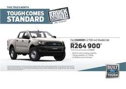 Truck month at Daly Ford