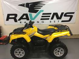 Can-Am Outlander 650 XT