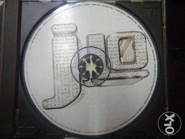 Cd jennifer lopez