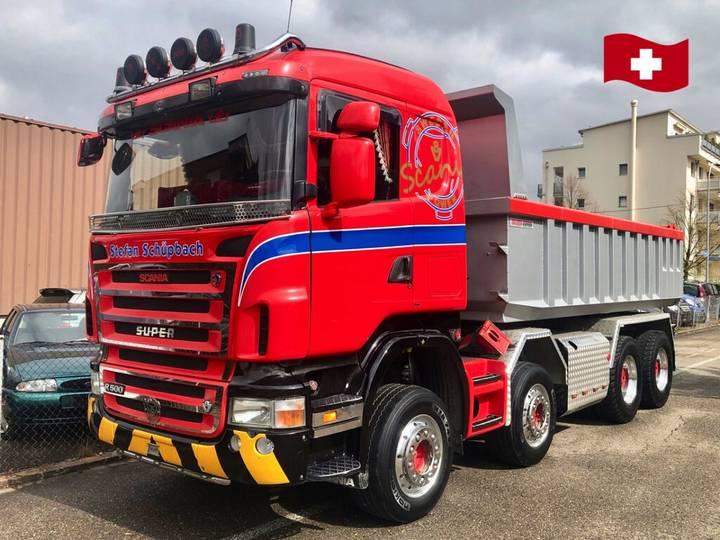Scania R500 CB - 2007