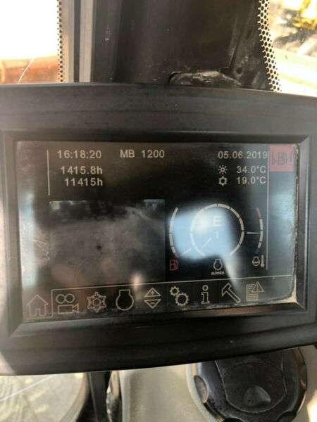 Liebherr R 926 LC Litronic - SEHR ZUVERLÄSSIGE MASCHINE - 2012 - image 14