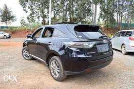 Toyota harrier 2015 model