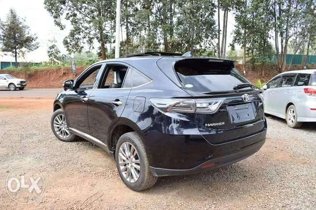 Toyota harrier 2015 model Mombasa Island - image 1