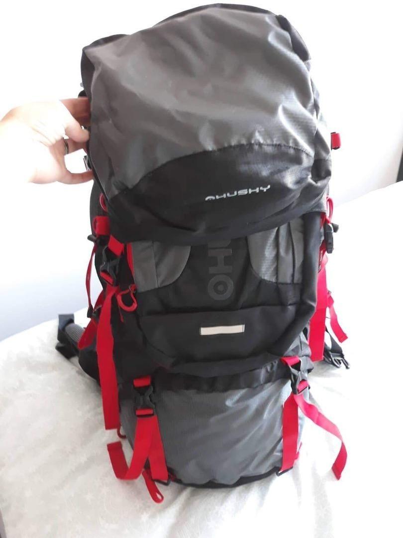 bfac0d135d Husky expediční batoh Samont 70+10 L - Turistika