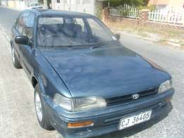 1997 Toyota Conquest 1.3. Good condition. Papers.