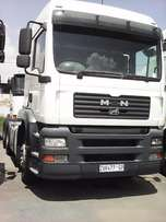 MAN T6A-26.480 Horse double diff 2006 truck for sale