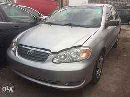Toyota Corrolla 2005 Toks/Imported For Quick Sale