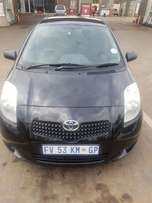 2007 Toyota Yaris T3 5Dr .