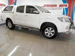 2012 toyota hilux 2.7vvt-i raider with towbar , canopy, side steps etc