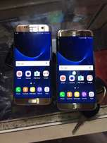 clean uk used samsung Galaxy S7 Edge