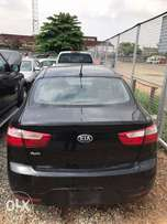 First body bought brand new Kia rio 2014 Auto