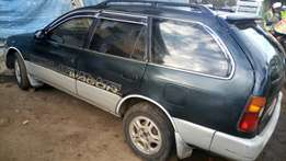 Toyota g touring manual car ksh 370k slightly negotiable