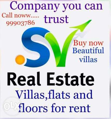 new villa flats for rent mangaf area