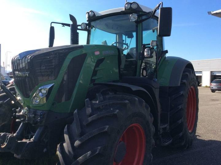 Fendt 826 profi plus - 2014