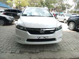 Honda stream RSZ 2009 model