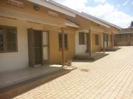Self contained house in bbuto near UNBS headquarter