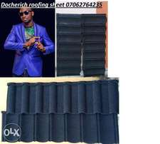 Call for original stone coated roofing sheet from a good source and ma
