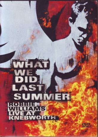 Robbie Williams - What we did last summer: live at Knebworth (2xDVD) Plumstead - image 1