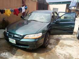 Clean Honda accord baby boy available with DVD player