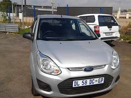 Ford Figo 1.4 Colour Silver Model 2015 5 Door Factory A/C&MP3 Player