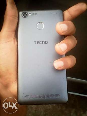 tecno w5 with finger print and 4g network Wuse 2 - image 1