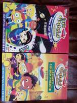 Little Einsteins DVDs set of 2