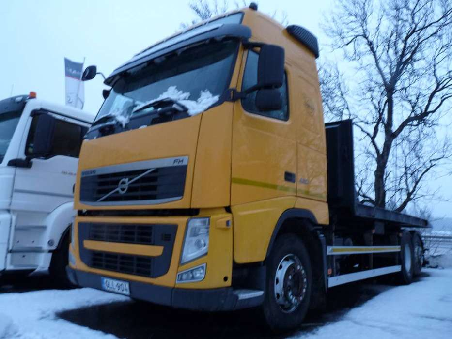 Volvo Fh 420 6x2 - 2010