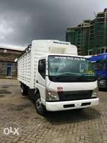 Almost New Mitsubishi Canter 2015 (KCG)
