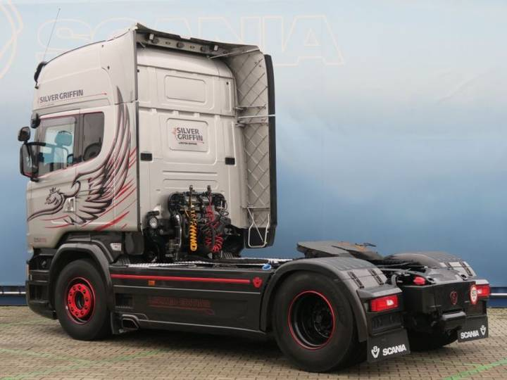 Scania R730 Silver Griffin Hydro PTO / Leasing - 2016 - image 3