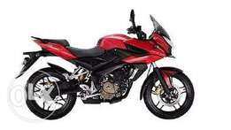 Bajaj Pulsar AS200 Brand new bikes