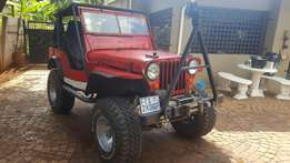 Cj2a Willys Jeep for sale!!