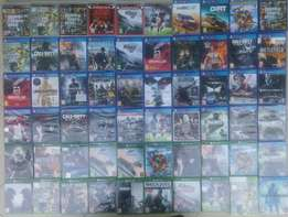 PS4 & Xbox One Games From 120k and above