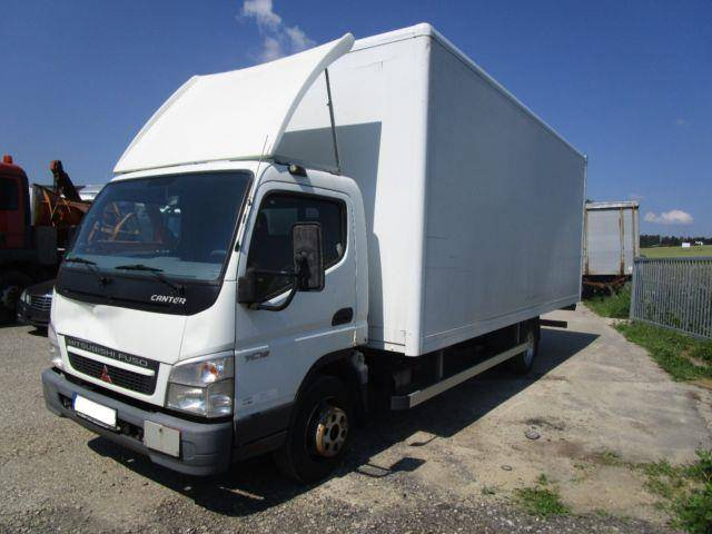 Mitsubishi Canter 7C15, EURO 4, GERMAN - 2009