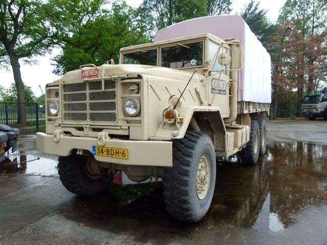REO M923 A1 - 6x6 - 1984 for sale   Tradus