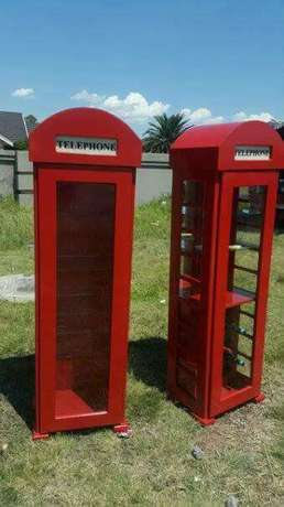 Red Telephone Booth display units Frankfort - image 6